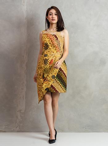 creation of batik