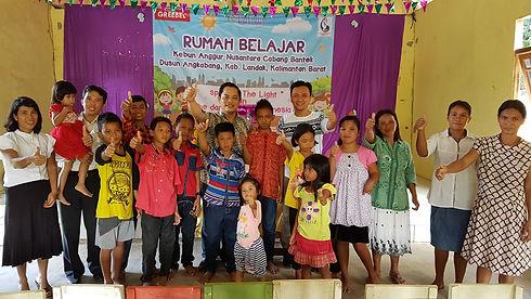 Rumah Belajar Nusantara Kalimantan Barat