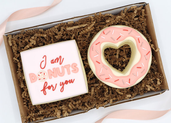 """""""Donuts For You"""" Gift Set of 2"""