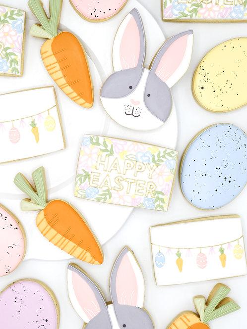 One Dozen Assorted Easter