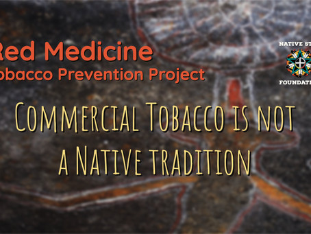 Red Medicine Tobacco Prevention Project Welcomes Team Members