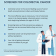The High Rate of Colorectal Cancer in Indian Country