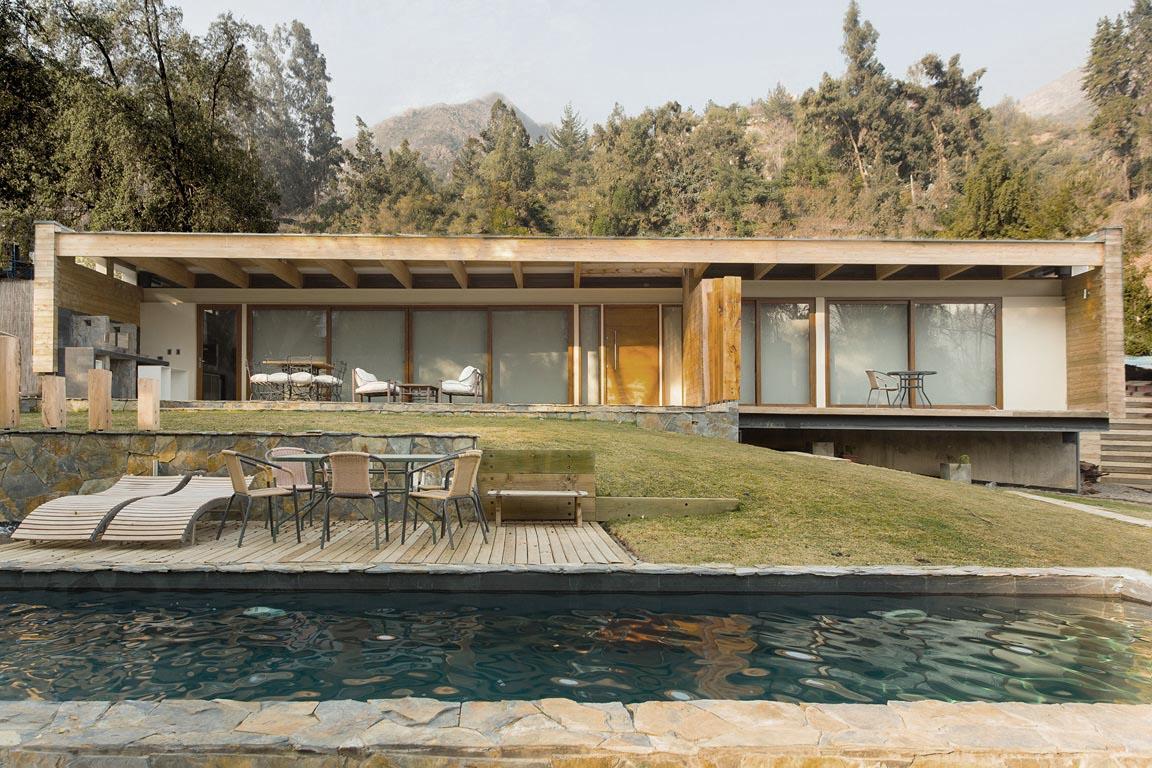 Casa El Arrayán - Obra Nueva