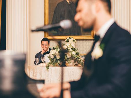 Matt and Rex on H&H Weddings