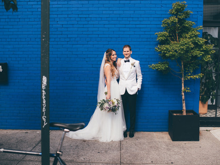 Allison and Mike Wedding - Dobbin St