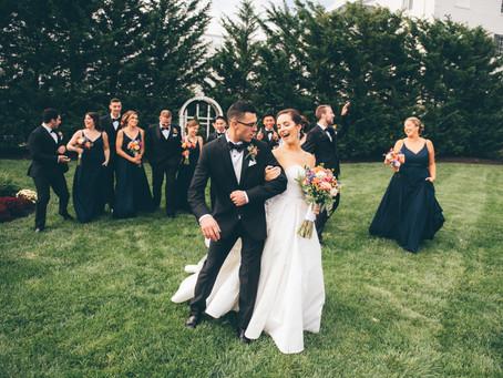 Cate and Matt Wedding - The Madison Hotel