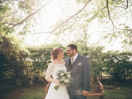 Lauren and Matthew Wedding - FEAST at Round Hill