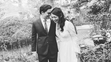 Di and Bret Wedding & Engagement - Bronx, NY & Chinatown NYC