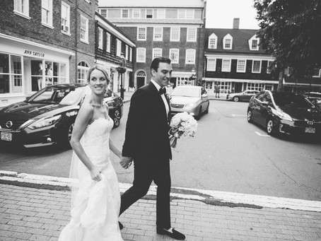 Princeton Wedding Showcase at the Nassau Inn