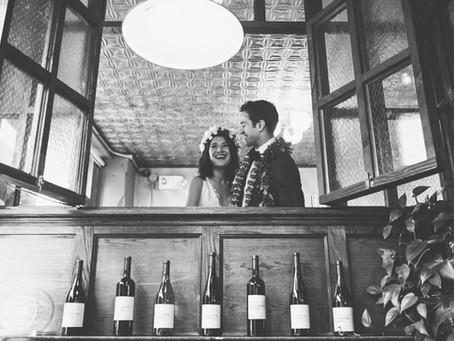 Lorraine and Tarik Wedding - Brooklyn Winery