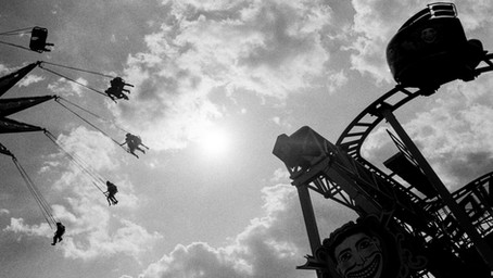 Coney Island, NY - Film Photography