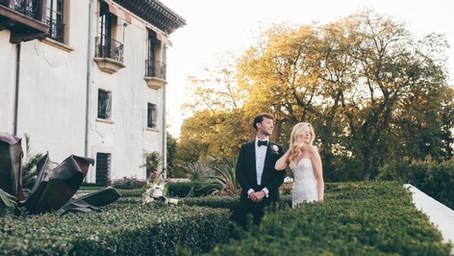 Alexandra and Ryan Wedding - Vanderbilt Mansion