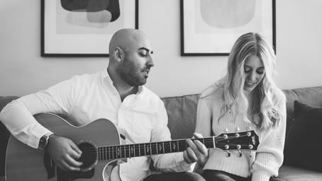 Marlee and Matt Engagement - Manhattan
