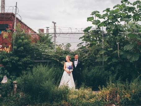Abby and Justin Wedding - Brooklyn, NY