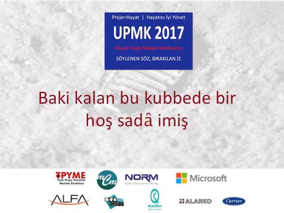 UPMK 2017