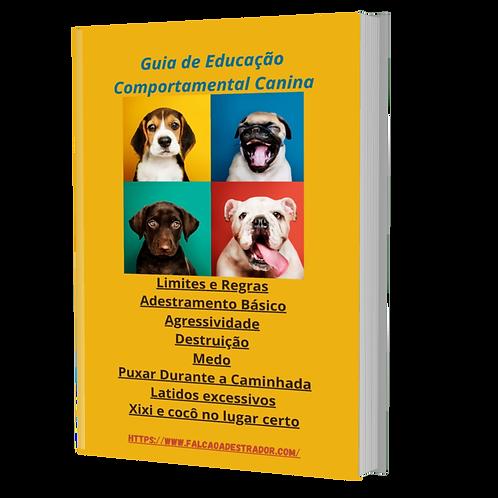 CONSULTORIA DE ADESTRAMENTO COM E-BOOK GRÁTIS