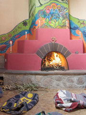 Practice space and hearth
