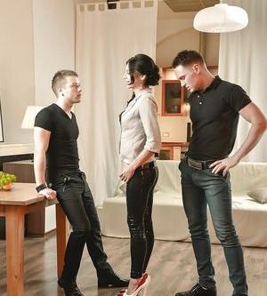 Threesomes vs. Hall Passes