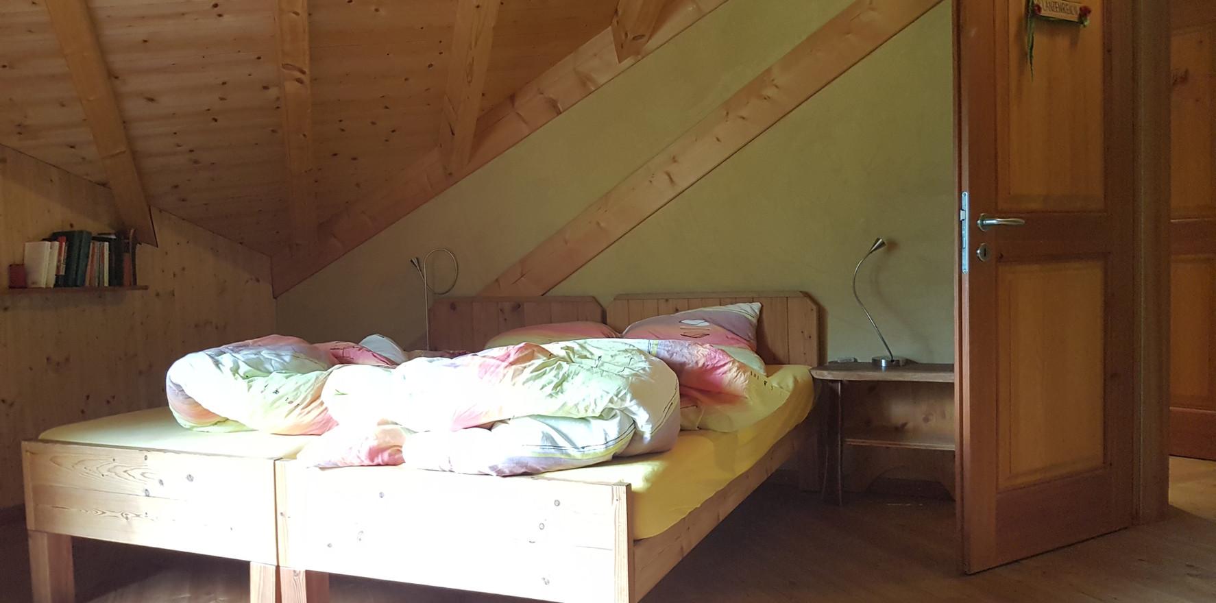 """""""Pflanzenreich"""" Doppelzimmer mit Etagenbad"""