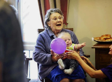 Policy: Intergenerational Care Facilities