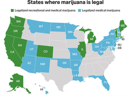 Policy: Marijuana Legalization