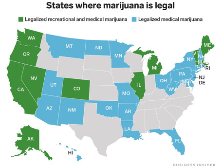 Policy: Marijuana Legalization
