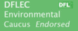 DFLEC  Environmental Caucus Endorsed Ado