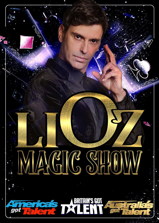Lioz show poster
