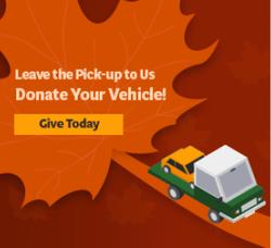 NPR WFDD Donate Your Vehicle art