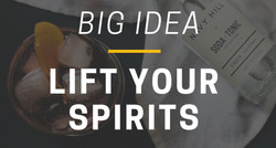 Campaign Name & Idea: Lift Your Spirits
