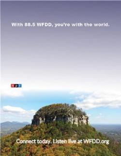 WFDD Pilot Mountain