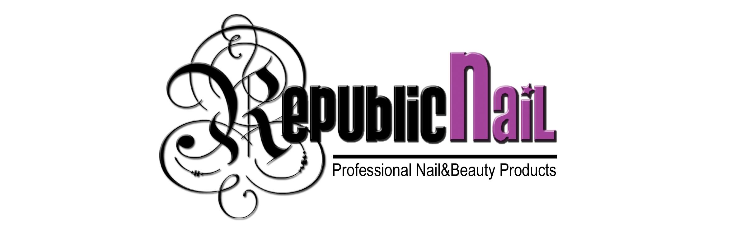 republic nail logo
