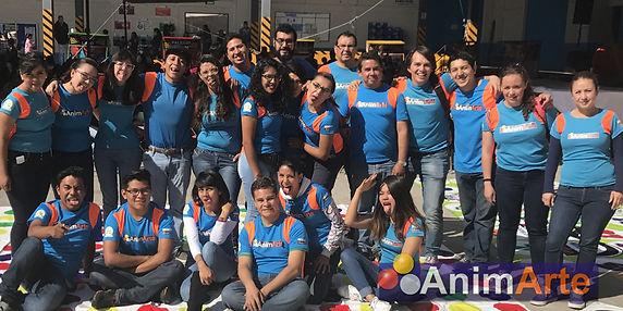 Staff de AnimArte