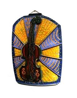 Violin in Color