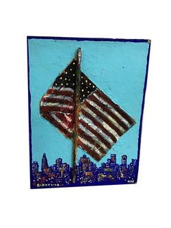 American Flag, 2003