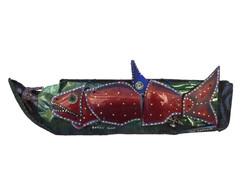 "Jonah & the Whale, 2005, 10""x27"""