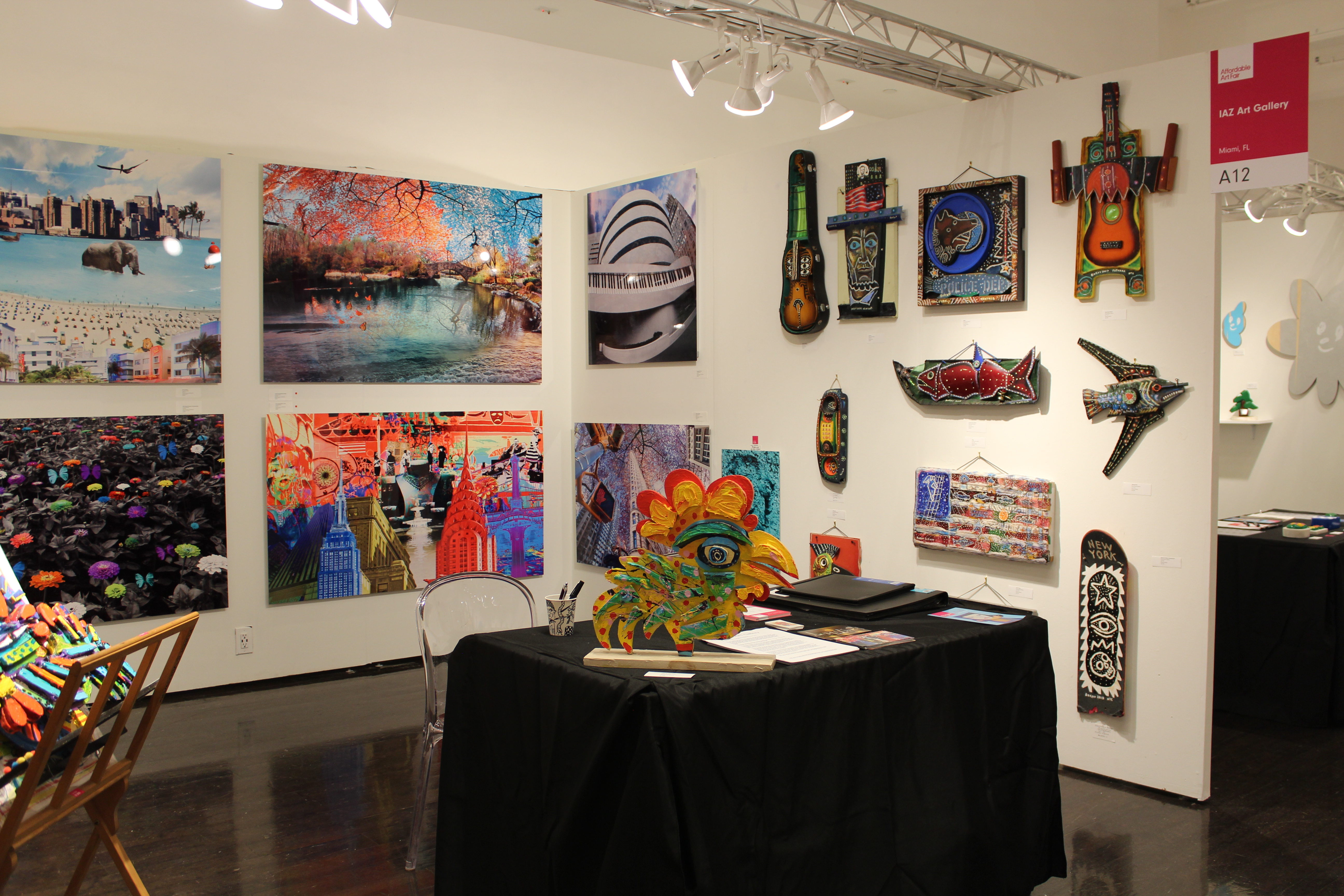 Affordable Art Fair New York 2019