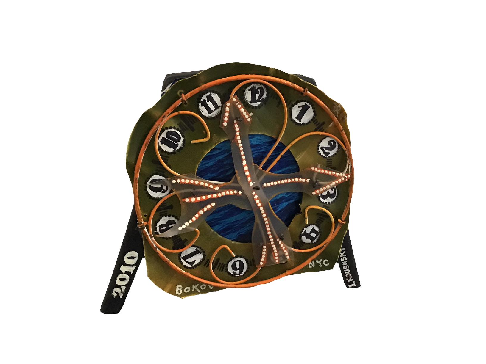 Ocean Time Clock