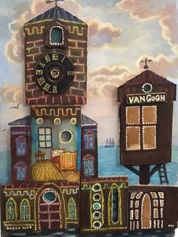 Van Gogh Lighthouse, 2008