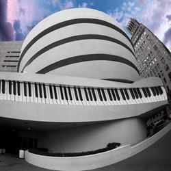 Guggenheim Piano