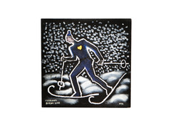 Cross Country Skier, 2008