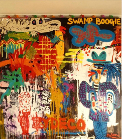 Swamp Boogie