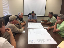 Meeting with City Code Inspectors