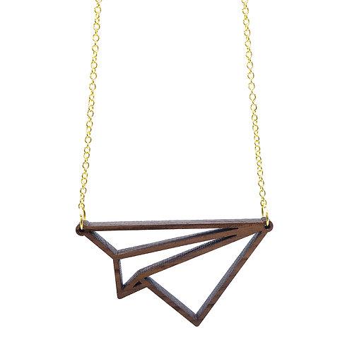 Hanger 'Vlieger' - hout