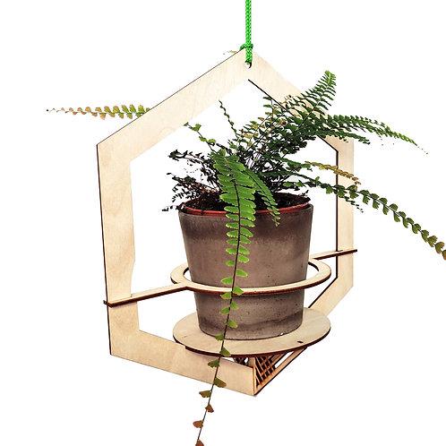 Plantenhanger 'Hexagon'