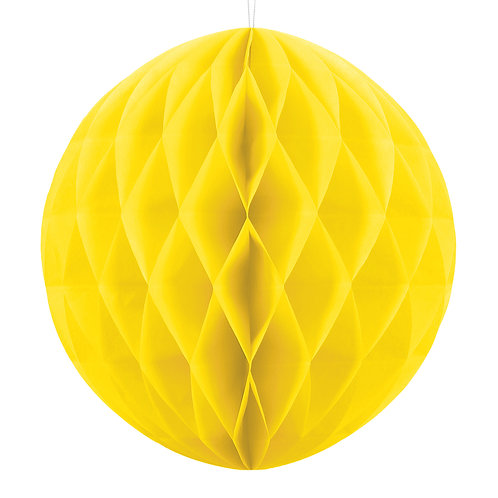 Honeycomb - Geel