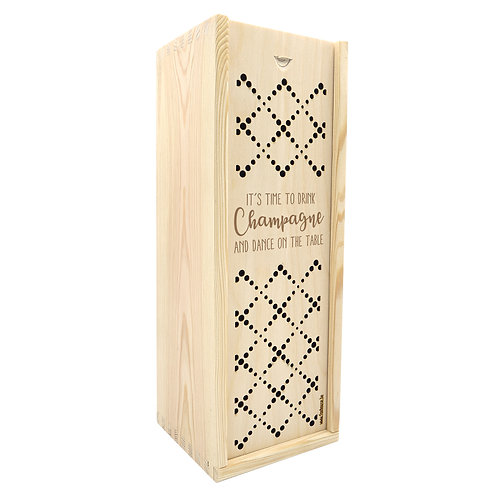 Champagnebox 'Dance'
