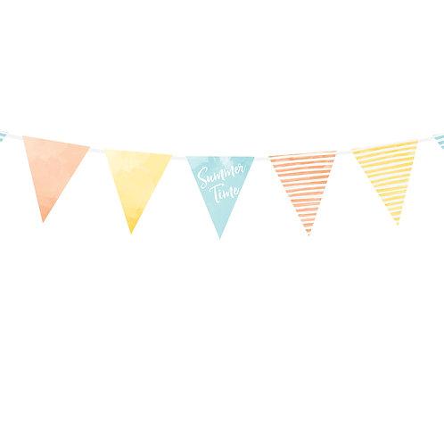 Vlaggenlijn - Summer Time