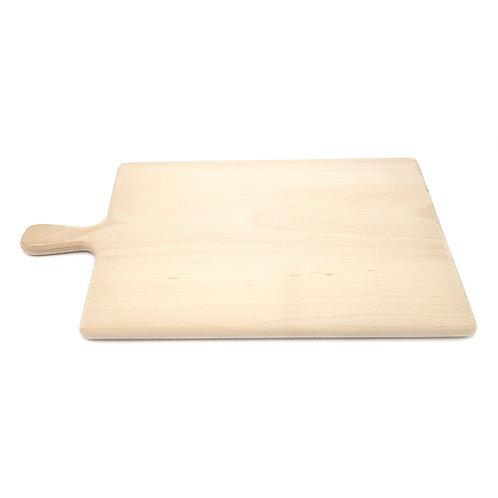 Brood- / snijplank met eigen tekst