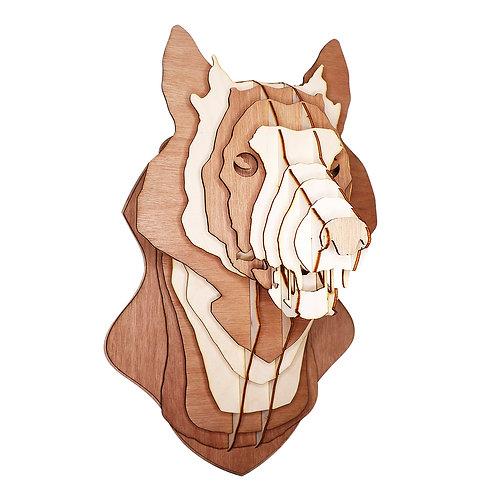 Wolf 'Big Friendly Wolf'